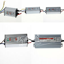 10W/20W/30W/50W/100W Waterproof IP65 High Power LED Driver Supply AC95V-240V