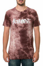 Karmaloop Altamont The Coalminer Tie Dye T-shirt Red