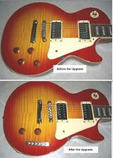 Upgrades Fits Most LP Style Epiphone PRS Guitars Gives You MORE Guitar God Tones