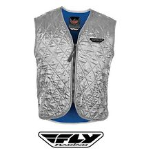 Fly Racing Cooling Vest Motorcycle Riding Water Evaporative