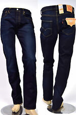 1. Choice! Original Levi's®'s® Jeans denim 501 Carson 1964 Dark blue -NEW