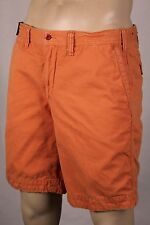 Polo Ralph Lauren Orange Relaxed Fit Shorts Pony NWT