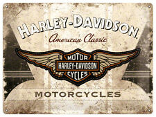 Harley Davidson Tin Sign Multi Auction 30 subjects in an auction postage free!