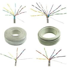 Telephone cable JYSTY - telecommunication cables - different lengths + widths