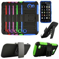 Phone Case For AT&T Huawei Tribute 4g LTE Rugged Cover Stand Holster Belt Clip