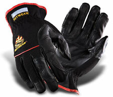 Setwear Heat Resistant Gloves Hot Hands Leather High Temperature Hot Hand