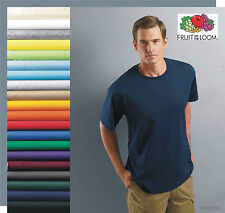 100 T-SHIRTS BLANK BULK LOT Colors or 120 White Plain S-XL Wholesale 50