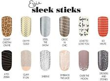 Essie Sleek Stick Nail Strips (Brand New!) 18 Strips Press On Fingernails CHOICE