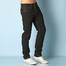 Mens Levi's 511 Black Rinse Jeans Levi's Are Well-Known For Their Great Fit