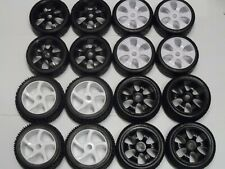 Multi Listing: 4x New Absima 1/8 On/Off Road Buggy Wheels & Tyres 17mm Hex 1:8