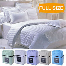 1800 Count 4 Piece Bed Sheet Set Deep Pocket 5 Color Available Full Size New