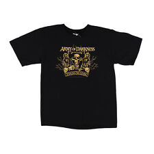 OFFICIAL Army Of Darkness - Necrinomicon T-shirt NEW Licensed Band Merch ALL SIZ