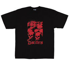 OFFICIAL Distillers - Skulls T-shirt NEW Licensed Band Merch ALL SIZES