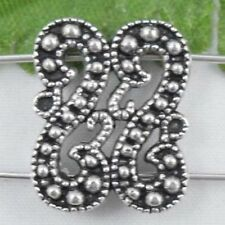 Wholesale 15/34Pcs Tibetan Silver  Spacer Beads 28x14mm(Lead-free)