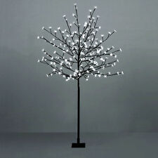 CHRISTMAS LED CHERRY BLOSSOM 2.1M TREES - OUTDOOR / INDOOR LIGHT DECORATIONS
