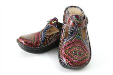 LADIES ALEGRIA DONNA PROFESSIONAL ELECTRO NATIVE CLOG STYLE DON-301 NEW IN BOX