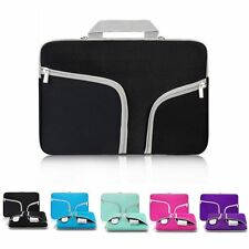 "Notebook Laptop Sleeve Carry Bag Case For MacBook Air 11""13"" Pro Retina 13""15"""