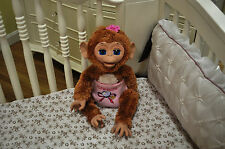 Embroidered Diaper for  FurReal Friends Cuddles My Giggly Monkey Pet