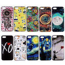 Various Cute Designer Pattern Hard Back Case Cover Skin for Apple iPhone 5 5S