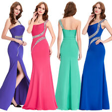 Sexy Long Mermaid Evening Formal Party Cocktail Bridesmaid Prom BALL Gowns Dress