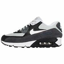 Nike Air Max 90 Essential Grey Black Mens NSW Casual Sneakers Running Shoes