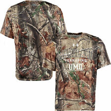 Under Armour Maryland Terrapins Camo Real Tree Catalyst T-Shirt