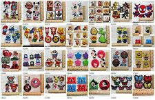 Free Shipping Embroidered Iron On/Sew On Patch Badge Motif Appliqué Kids Gifts
