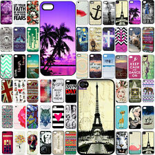 Hot New Pattern Hard Back Case Cover For iPhone 5 5S 5C  Iphone 6 6plus 4 4s CA5