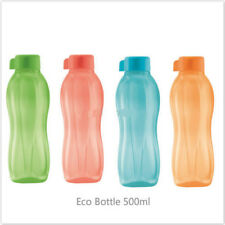 TUPPERWARE H2O On The Go Contour Eco Water Drink Bottle 500ml