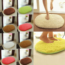 NEW Absorbent Non-slip Soft Memory Plush Shower Mat Bath Bathroom Floor Foam Rug