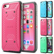 """ULAK Knox Armor Hybrid Rugged Shockproof Case Cover For iPhone 6 4.7"""" Plus 5.5"""""""