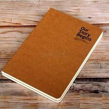 Sketchbook Pocket Diary Vintage Diary Planner Journal Book Agenda Notebook F41