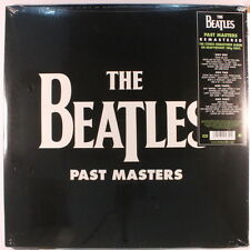 BEATLES: Past Masters LP Sealed (2 LPs, 180 gram reissue, stereo remaster) rare