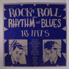 VARIOUS: Rock 'n' Roll Rhythm & Blues LP Sealed Blues & R&B