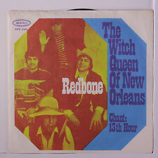 REDBONE: The Witch Queen Of New Orleans /  Chant : 13th Hour 45 (Germany, textu