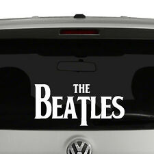 The Beatles Logo Decal Vinyl Sticker Car Window