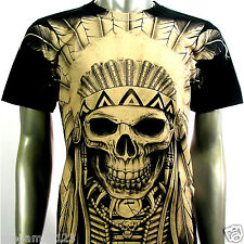 Rock Eagle T-Shirt Limited Edition Tattoo E57 Sz M L XL XXL 3XL Biker Skull D1