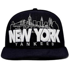 New Era 59fifty New York Yankees City Series Navy Fitted Cap Hat