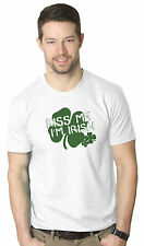 Kiss Me I'm Irish T Shirt Funny St. Patricks Day Shirt