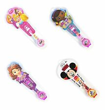 Disney Character WATCHES (Girls/Boys/Kid) Official Digital Watch (Gift/Birthday)