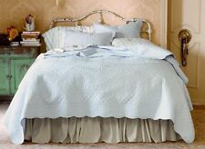 NEW SIMPLY SHABBY CHIC VINTAGE BEACH COTTAGE COVERLET SET KING FULL QUEEN TWIN