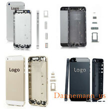 SALE! ALLOY METAL REPLACEMENT BATTERY HOUSING BACK COVER CASE FOR IPHONE 5 AU