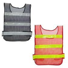 High Visibility Safety Security Vest Working Clothes Warning Reflective Vest J41