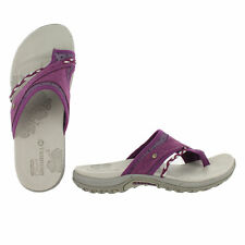Merrell Women's Hollyleaf Sandal, Dark Purple