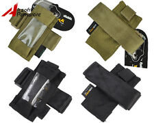 Tactical Military Airsoft Cordura GPS Wrist Pouch Holster for Dummy GPS FX101