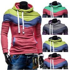 BOLF 4652 Men's Sweat Jacket Hood Hoodie Sweatshirt Top Long sleeves 1A1 Jumper