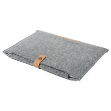 "Wool Laptop Sleeve Carry Bag Case For Apple Mac MacBook Air Pro Retina 11"" 13.3"""