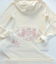 Juicy Couture Tracksuit Angel Velour Old School Scotty Hoodie Pant