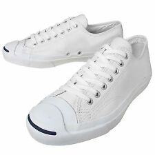 Converse Jack Purcell Leather White Unisex Classic Unisex Shoes Sneakers 1S961