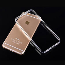 Ultra Thin Soft TPU Clear Cover Skin for iPhone 6S/ 6S Plus Protective Case